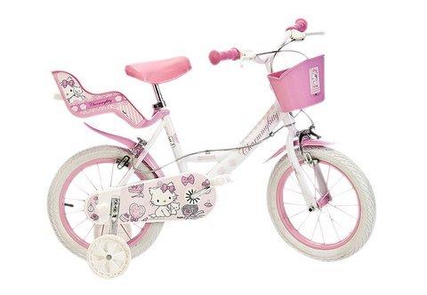 dino kinderfahrrad charmmy kitty 12 zoll fahrrad. Black Bedroom Furniture Sets. Home Design Ideas