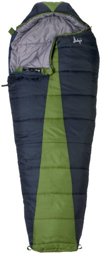 Slumberjack Latitude 20 Degree SyntheticSleeping Bag, Regular