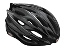Bell Lumen Charged Bike Helmet (Matte Black/Titanium, Small)