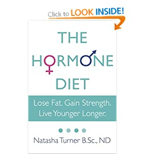 The Hormone Diet - Natasha Turner