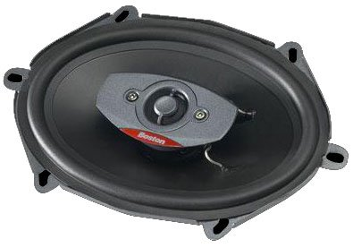 "Boston Acoustics Sx85 - Car Speaker - 50 Watt - 2-Way - Coaxial - 5"" X 7"""