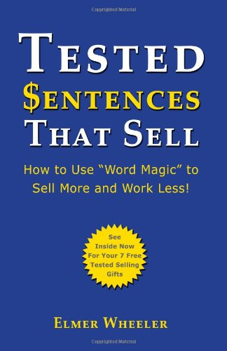 Tested Sentences That Sell: How To Use