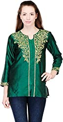 Belle Party Embroidered Women's Kurti (BC 151_36)
