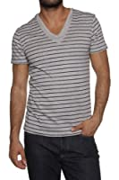 Hugo Boss Orange T-Shirt TROY, Color: Grey