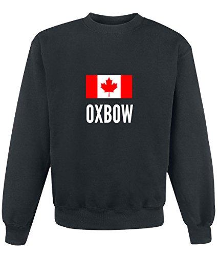 Felpa Oxbow city Black