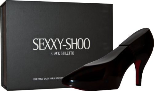 Laurelle Sexxy Shoo Black Eau De Parfum 100ml by Laurelle