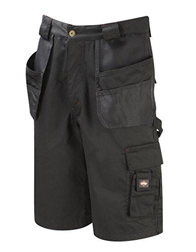 Lee Cooper Workwear, Pantaloni da lavoro corti, con tasche, LCSHO807 30W