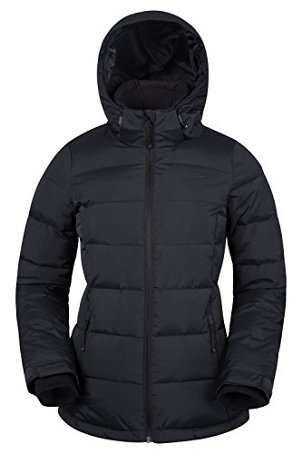 Mountain Warehouse Giacca in piumino Donna Frosty Nero 48