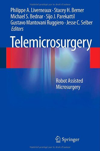 Telemicrosurgery: Robot Assisted Microsurgery