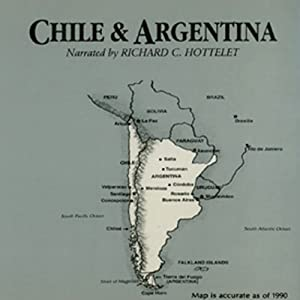 Chile and Argentina Hörbuch
