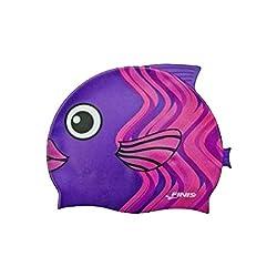 The Beach Company Kids Swim Cap - Fish