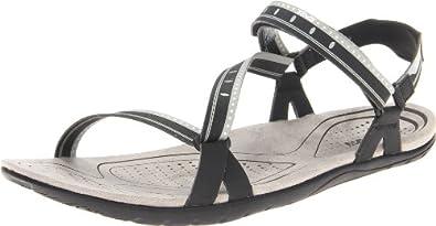 Teva Women's Zirra Lite Sandal,Black,7 M US