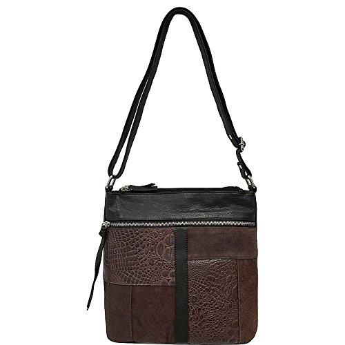 great-american-leatherworks-mixed-media-leather-crossbody-dark-brown-brown