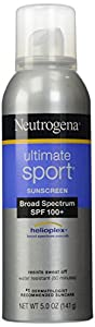 Neutrogena Ultimate Sport Sunscreen Spray SPF 100+ 147 ml