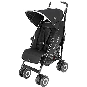 Maclaren Techno Stroller XT Stroller, Black