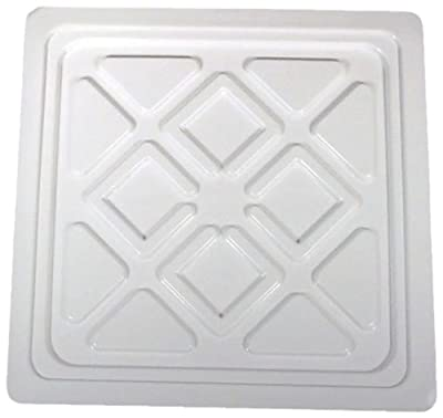 Camco 45651 RV Insulated Dual Vent Cover