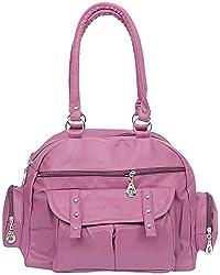 Gracetop Women's Handbag (Purple) (Flp-Ppl)