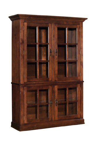 Solid Wood China Cabinet (31-088P)