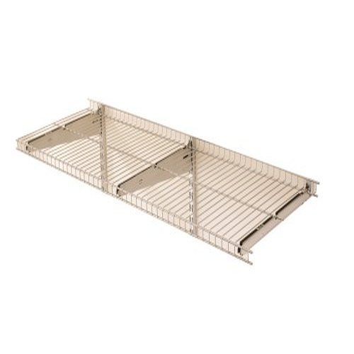 Rubbermaid 5E21 FastTrack 48-by-16-Inch Wire Shelf