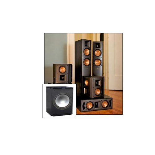 Klipsch Speakers Rf-52Ii Home Theater System 5.1-Free Sub