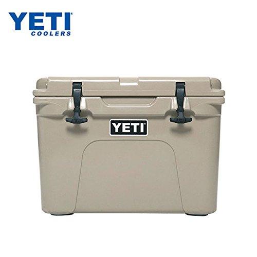 (イエティクーラーズ)YETI COOLERS yeti-002 タンドラ/ クーラーボックス/ 35qt Tan YT35T