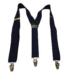 Navaksha Blue Adjustable Suspender