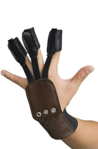 Mememall Fashion Avengers 2 Hawkeye Archer's Child Gloves ()