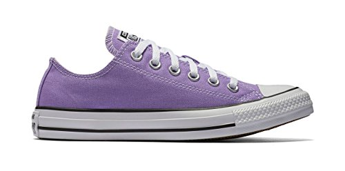 Converse Unisex Mens Chuck Taylor All Star Ox Fashion Sneaker Shoe, Frozen Lilac, 4.5
