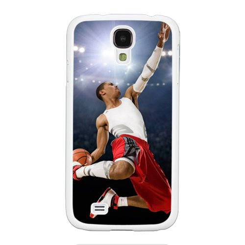 Fagreat Gear Design NBA Team Chicago Bulls Logo Samsung Galaxy S4 Plastic Hard Cover Case-a27 at Amazon.com