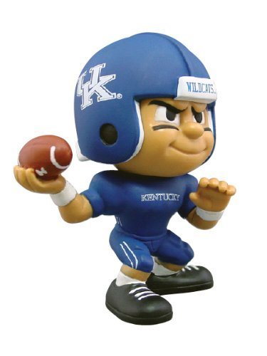 Lil' Teammates Series Kentucky Wildcats Quarterback by The Party Animal Inc. (English Manual)