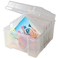 Advantus Photo Keeper Box with 6 Indi…