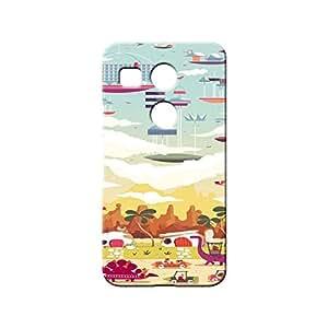 BLUEDIO Designer 3D Printed Back case cover for LG Nexus 5X - G2299