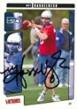Matt Hasselbeck autographed Football Card (Seattle Seahawks) 2001 Upper Deck Victory #318 at Amazon.com
