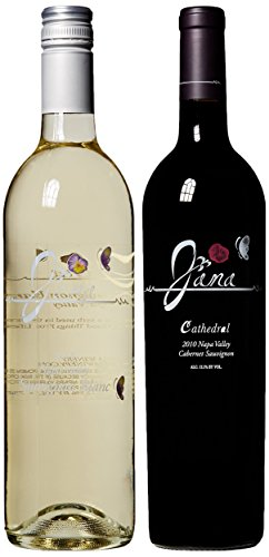 Jana Winery Napa Valley Duo Pack, 2 X 750 Ml
