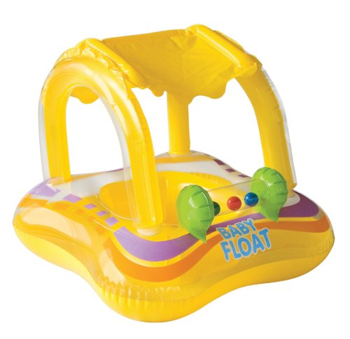 Intex Kiddie Float 32in x 26in (ages 1-2 years) - 1