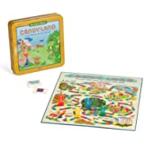 Candyland Deluxe Board Game in Classic Nostalgia Collector's Tin by Winning Solutions