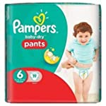 Pampers Baby-Dry 19 Couches-Culottes...