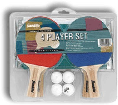 Great Features Of Franklin Sports 4-Player Varsity Set