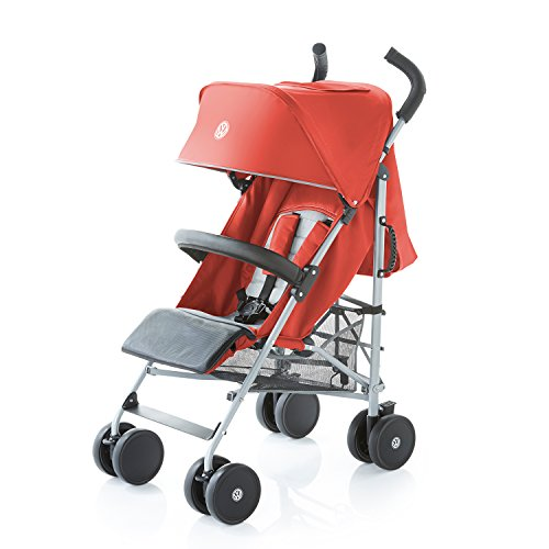 knorr-baby 841033 Buggy Volkswagen Compact, rot