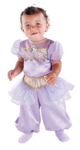 By Disguise Inc Infant Girl Little Princess Jasmine Disney TM Costume