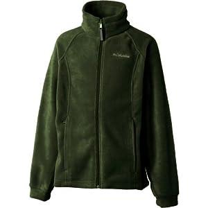 Benton Springs Fleece Jacket - Girls - 4T - SURPLUS GREEN