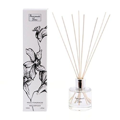 White Orchid ポメグラネイトブラン リードディフューザー