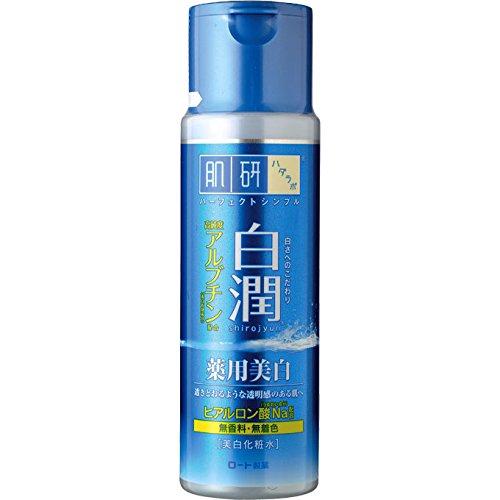 肌研(ハダラボ) 白潤 薬用美白化粧水 170mL (医薬部外品)