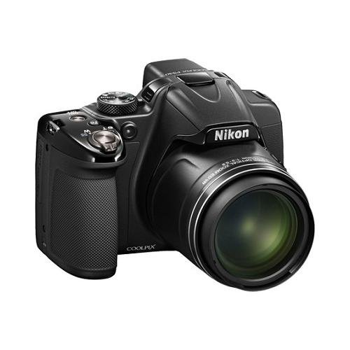 Great Deal! Nikon COOLPIX P530 16.1 MP CMOS Digital Camera with 42x Zoom NIKKOR Lens and Full HD 108...