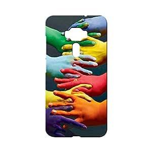 BLUEDIO Designer Printed Back case cover for Asus Zenfone 3 (ZE552KL) 5.5 Inch - G2652