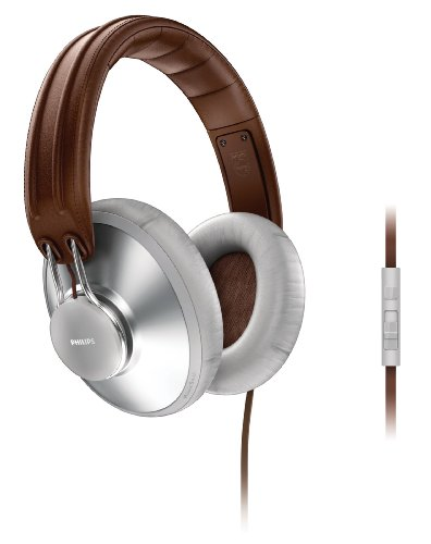 Philips SHL5905GY/28 CitiScape Uptown Headphones (Gray)