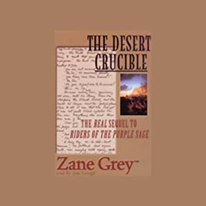 The Desert Crucible Audiobook