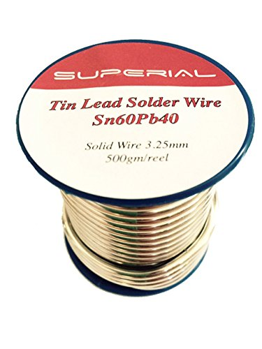 superial-plumbing-solder-sn60pb40-soft-solder-wire-325mm-dia-professional-plumbers-solder-for-solder