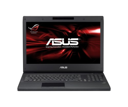 ASUS Republic of Gamers G74SX-AH71 17.3-Inch Gaming Laptop (Black)