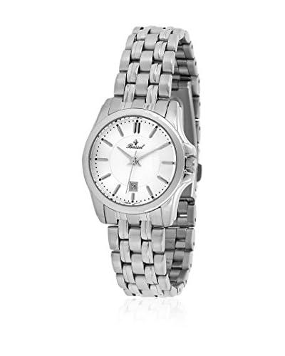 Bassel Reloj con movimiento cuarzo suizo 91021 Plateado 30  mm